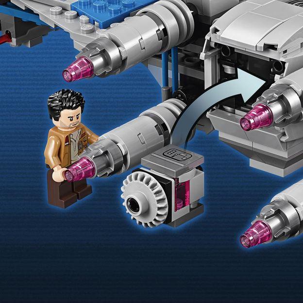 LEGO Star Wars(TM) - Resistance X-Wing Fighter(TM)