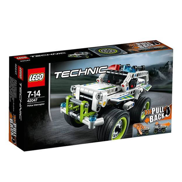 LEGO Technic Polizei-Interceptor