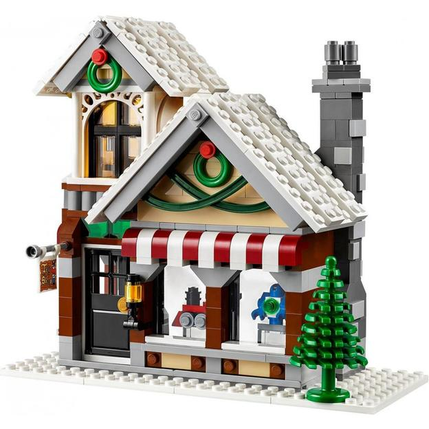LEGO Creator Weihnachtlicher Spielzeugladen