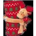 Rentier Weihnachtsdecke