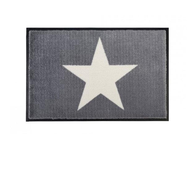 Fussmatte waschbar Star