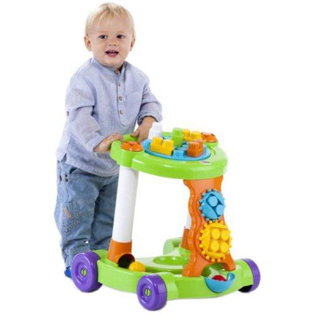 Baby Laufwagen mit Aktivitäten