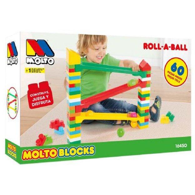 Roll den Ball 60-teilig