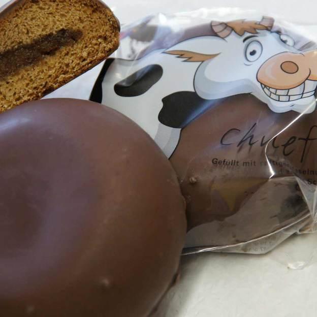 Chueflade Honig-Lebkuchen 80g