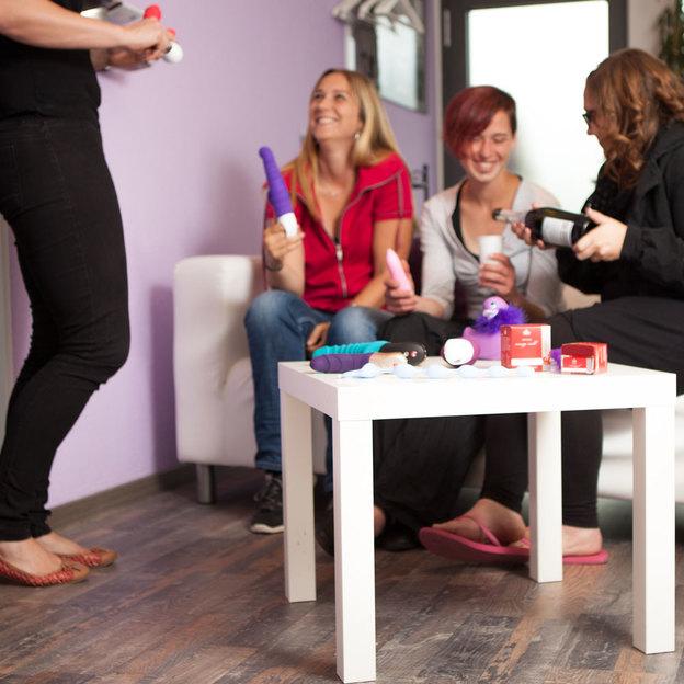 Toy-Party bei dir Zuhause mit Wertgutschein
