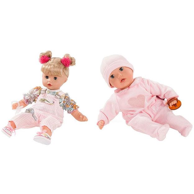 Götz Muffin Puppen mit weichem Stoffkörper