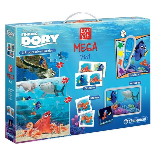 Edukit 7 in 1 Finding Dory