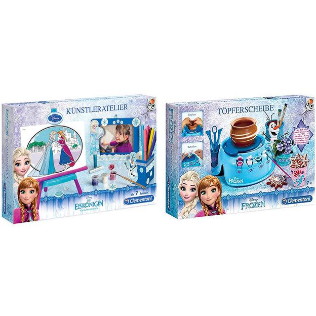 Frozen Bastelartikel von Clementoni