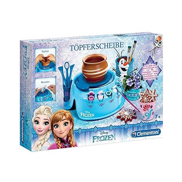 Frozen Töpferscheibe