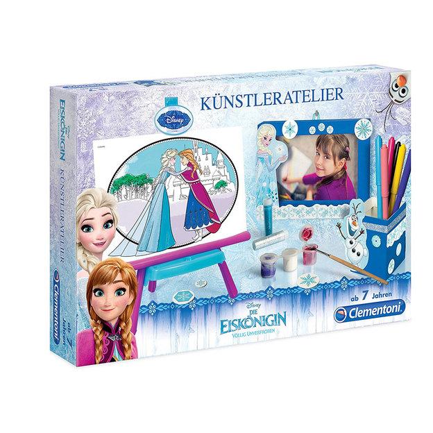 Frozen Künstleratelier