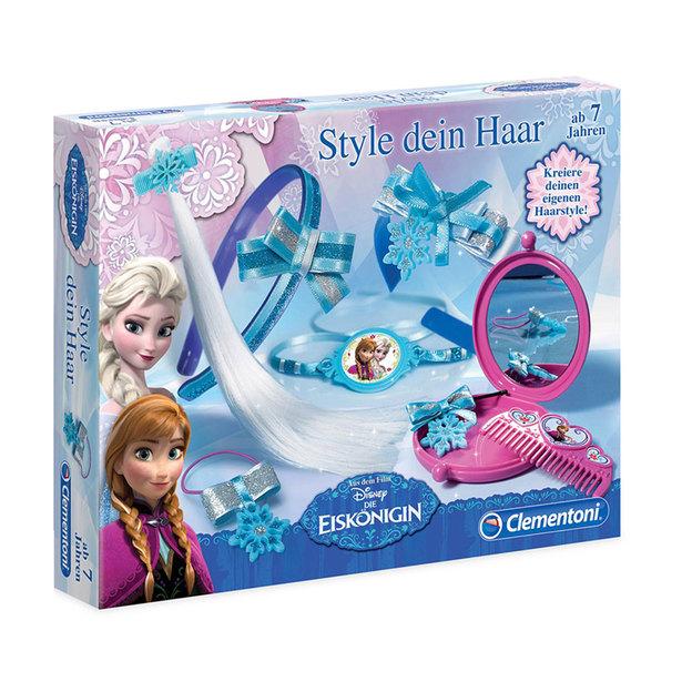 Frozen Style dein Haar