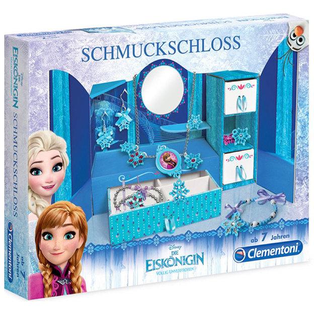 Frozen Schmuckschloss