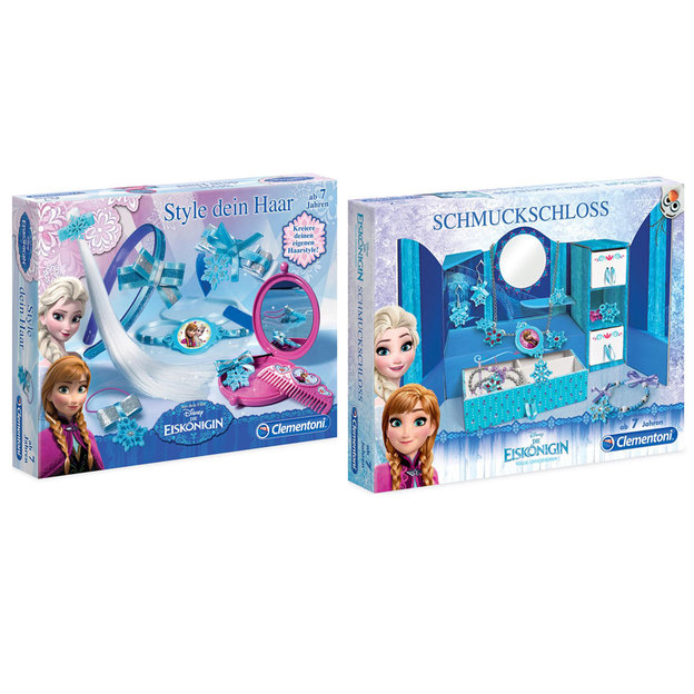 Frozen Kosmetik-Sets von Clementoni