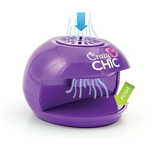 Crazy Chic Kosmetik-Sets von Clementoni