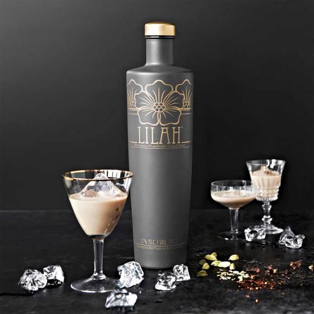 LILAH Chai Cream, Liqueur, 70cl