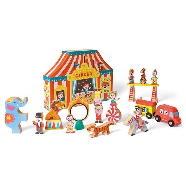 Story Spielewelt Zirkus 19-teilig