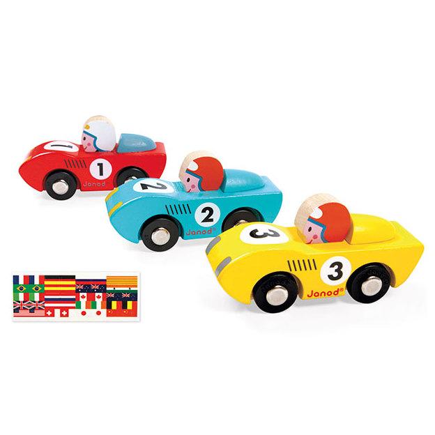 Formel 1 Grand Prix Koffer