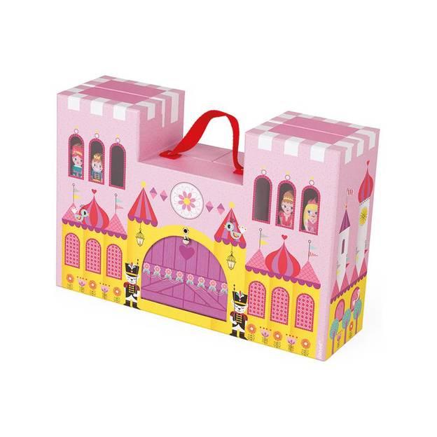 Prinzessinnenpalast Tragekoffer 28-teilig