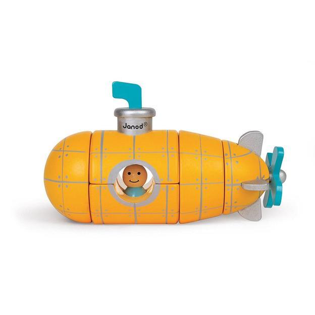 Magnetbausatz U-Boot 5-teilig