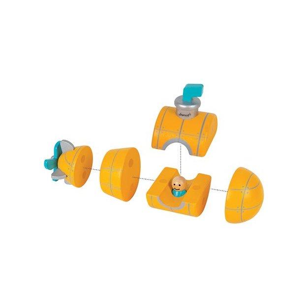 Kits Magnet - jouets en bois à monter de Janod