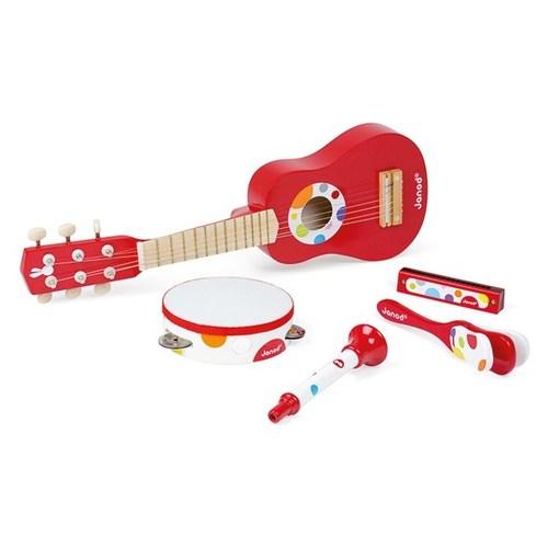 Confetti Musik-Set 5-teilig