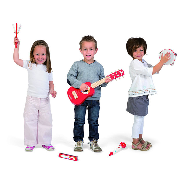 Set Confetti Mes premiers instruments de Janod