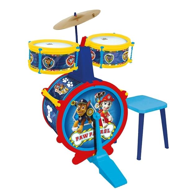 Paw Patrol Schlagzeug-Set