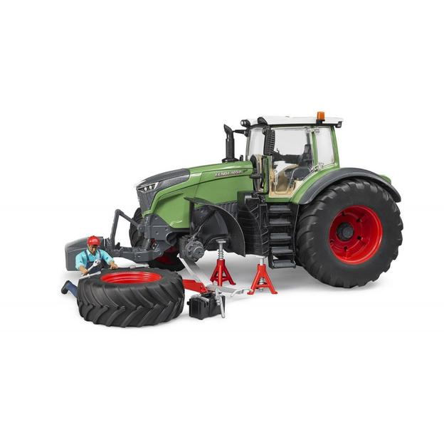 Fendt 1050 Vario mit Mechaniker