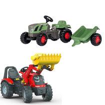 Tracteurs à pédales pour enfant rollyKid