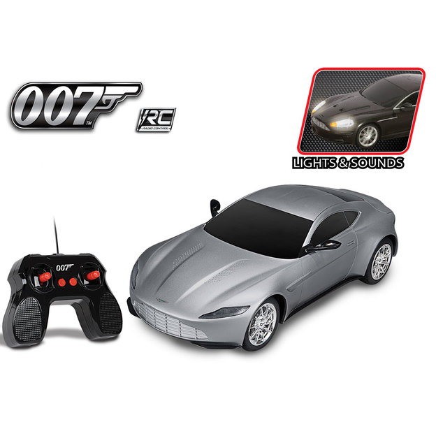 RC James Bond Aston Martin