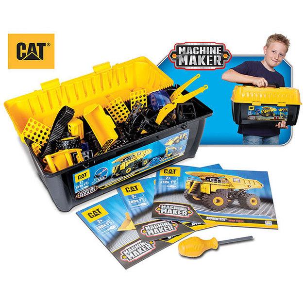 CAT grosser Bausatz für 3 Fahrzeuge