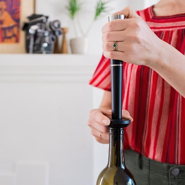 Système de rebouchage pour le vin zzysh®
