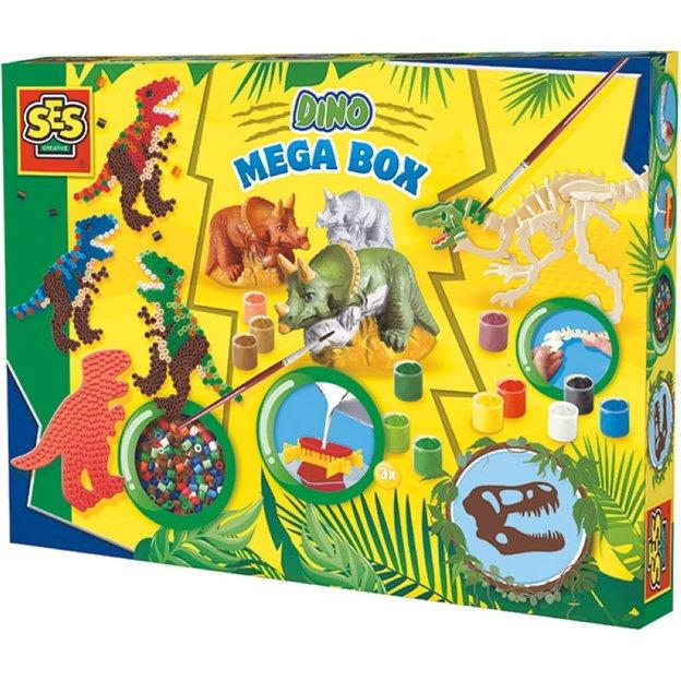 SES Megabox Dinosaurier