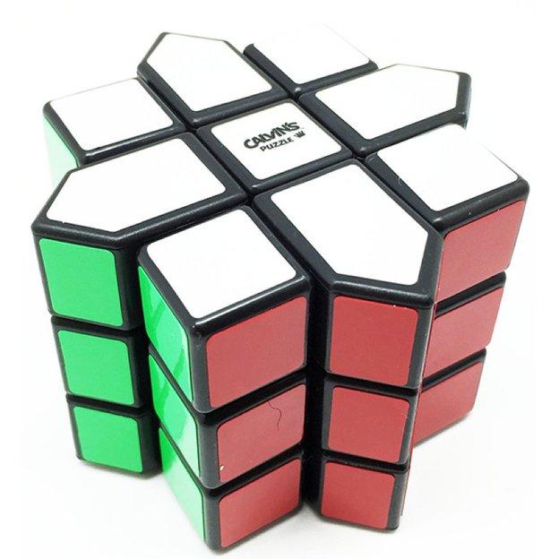 Rubik's Cube - Magischer Würfel Stern