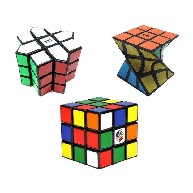 Rubik's Cube - Magischer Würfel in verschiedenen Formen