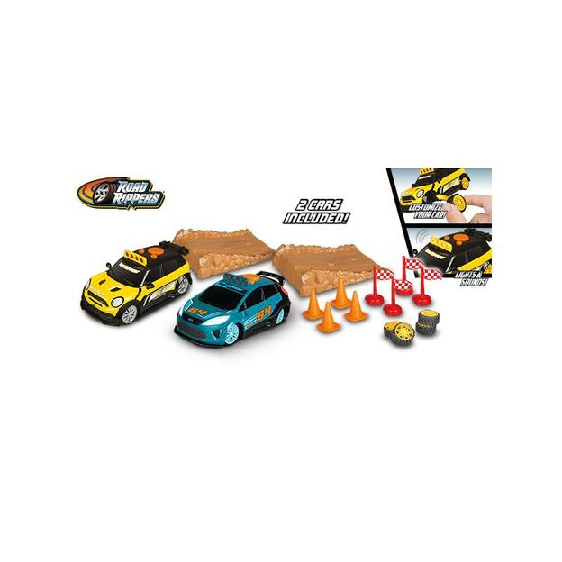 Road Rippers Spielset