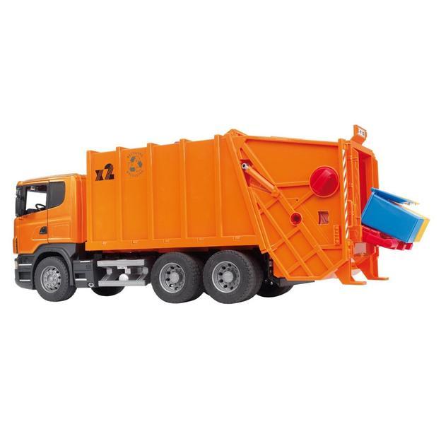 Camion poubelle Scania série R