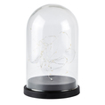 Laterne Dome mit LED 18 cm