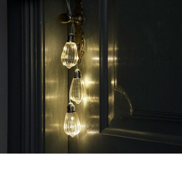 Ampoules vintage «Antique», set de 3