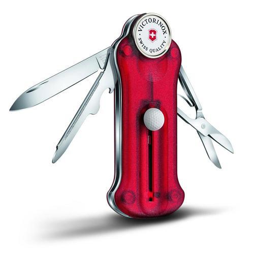 Image of Victorinox Golf Tool, rot Ein Muss für jeden Golfer