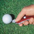 Victorinox Golf Tool, rot Ein Muss für jeden Golfer