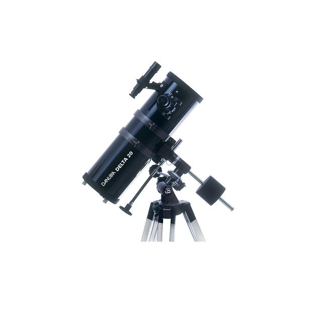 Danubia Teleskop Delta 20, D114/F1000mm Typ: Reflektor (Spiegelteleskop)