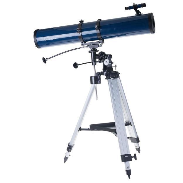 Danubia Spiegelteleskop Saturn 50, D114/F900mm