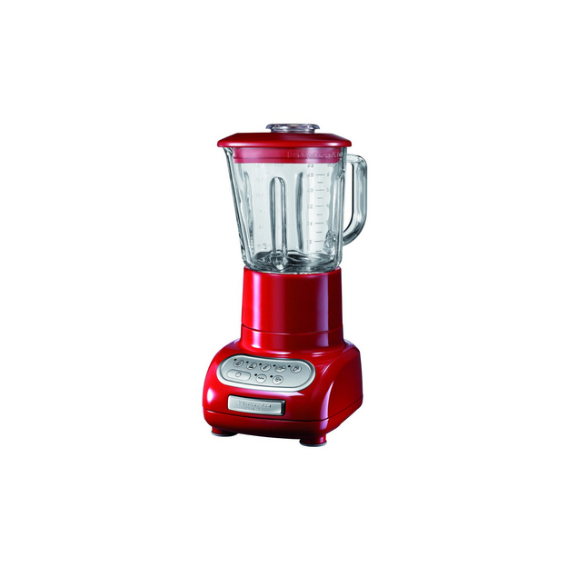 KitchenAid Blender Artisan rot Mixen, Pürieren, Shaken, Crashen, Hacken