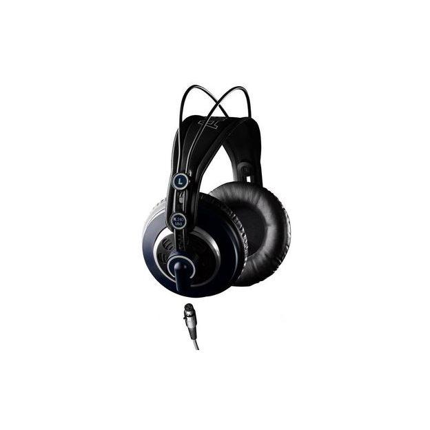 AKG K240 MKII, Studio-Kopfhörer 15-20'000Hz, 91 dB/mW, 6.3mm/3.5mm
