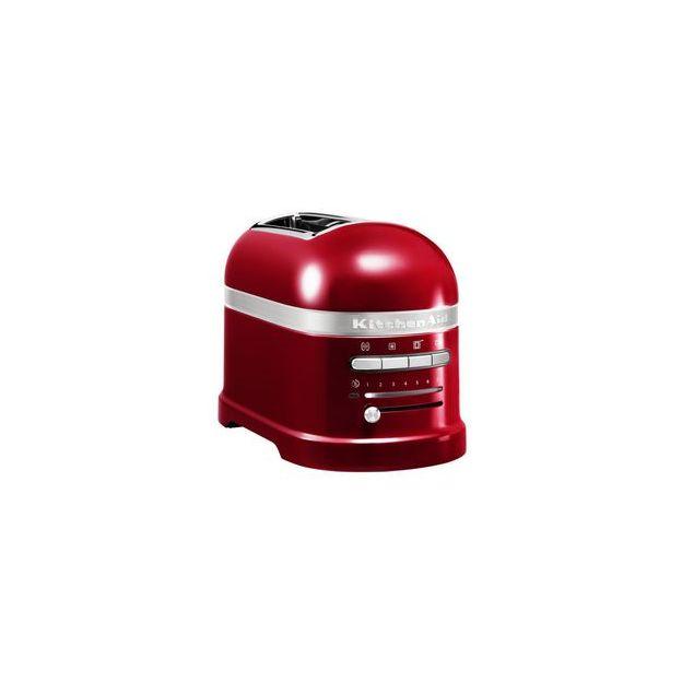 KitchenAid Toaster 5KMT2204 liebesapfelrot Sensorautomatik mit Warmhaltefunktion