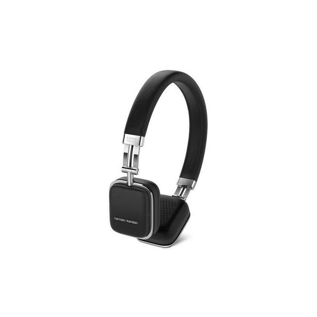 harman/kardon Soho BT, On-Ear Kopfhörer Bluetooth, schwarz
