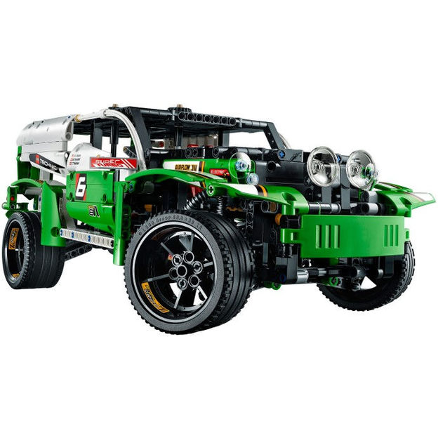 LEGO Technic Langstrecken-Rennwagen
