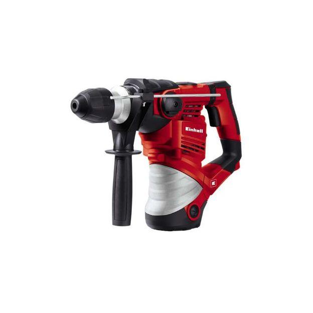 Einhell Bohrhammer TH-RH 1600 SDS-Plus-Aufnahme, Schlagstop, Drehstop