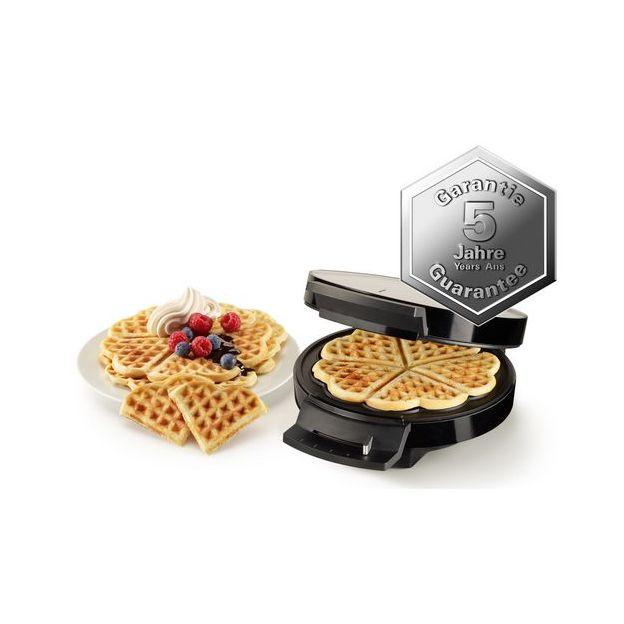 Trisa Waffeleisen Waffle Pleasure antihaftbeschichtet